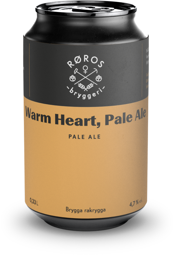 Warm Heart, Pale Ale